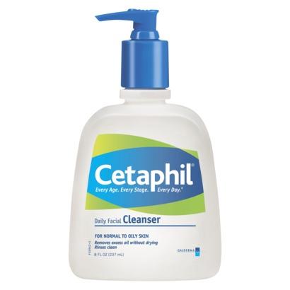 CETAPHIL FACIAL CLEANSER 8 OZ