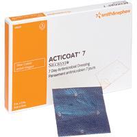ACTICOAT 7 DRSG 2X2 5/BX
