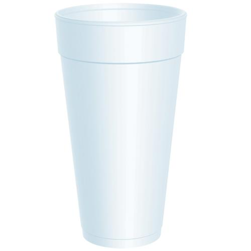 CUPS FOAM 20 OZ 500/CS