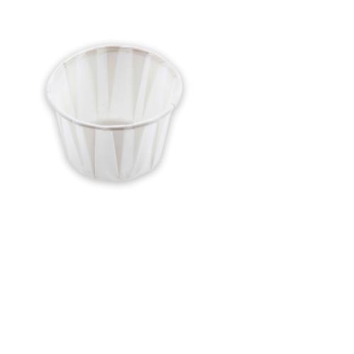 CUPS SOUFFLE 1/2 OZ 5000/CS