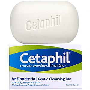 CETAPHIL CLEANSING BAR