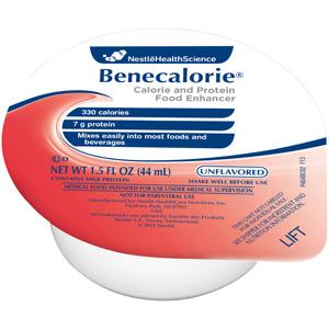 BENECALORIE 1.5 OZ CUPS 24/CS