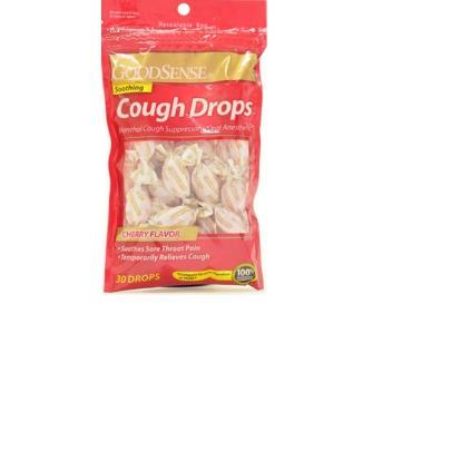 COUGH DROPS CHERRY 30/BG