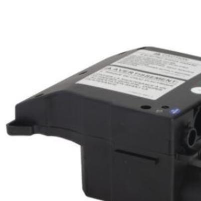 CONTROL BOX BLACK F/ U770
