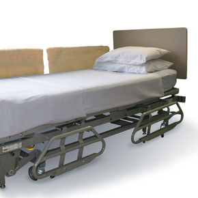 "BED RAIL PADS SHEEPSKIN 42"""