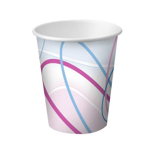 CUPS PAPER COLD 5OZ 100/SLEEVE