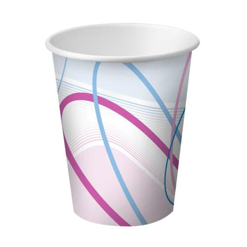 CUPS PAPER COLD 7OZ 100/SLEEVE