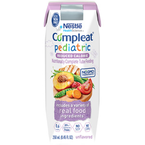 COMPLEAT PEDIATRIC REDUCED CAL