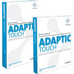 ADAPTIC TOUCH NON-ADH 3X4.25