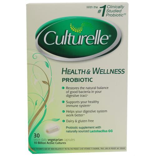 CULTURELLE CAPS 30/BOTTLE