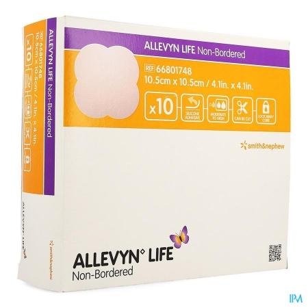 ALLEVYN LIFE NON-BRDR 4X4 10/B