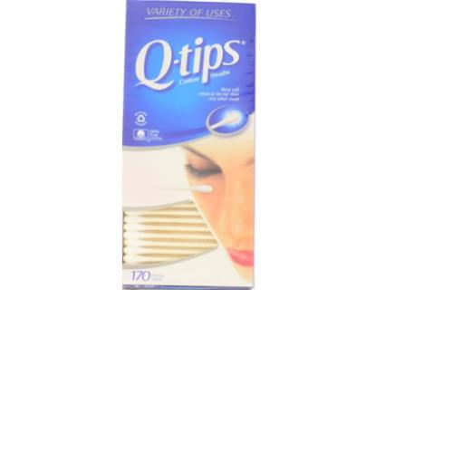 Q-TIPS COTTON SWABS 170/BOX