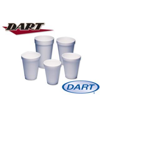 CUPS FOAM 8 OZ 1000/CS