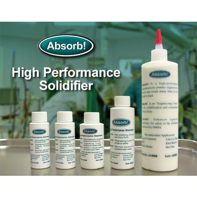 ABSORB 500CC WASTE SOLIDIFIER
