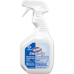 CLOROX CLEAN-UP SPRY 32OZ 9/CS