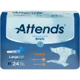 BRIEFS ATTENDS ADVANCED LARGE