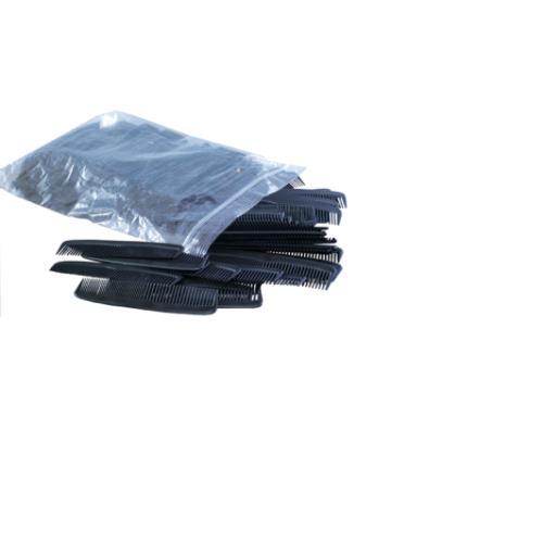"""COMB 5"""" BLACK 144/BAG"""