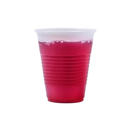 CUPS PLASTIC 7OZ 2500/CS