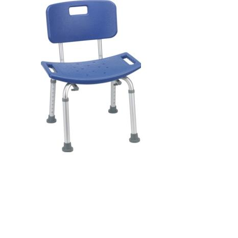 BATH SEAT DELUXE KD GREY